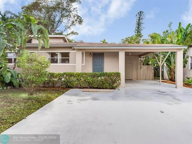 736 NW 19th St, Fort Lauderdale, FL 33311 (MLS #F10259770) :: Castelli Real Estate Services