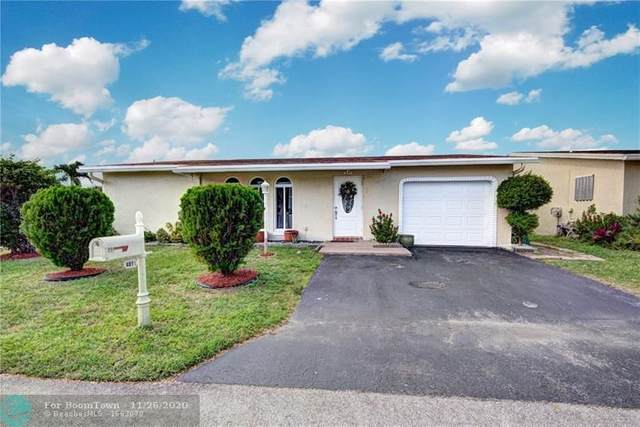 4891 NW 13, Deerfield Beach, FL 33064 (MLS #F10259792) :: Berkshire Hathaway HomeServices EWM Realty
