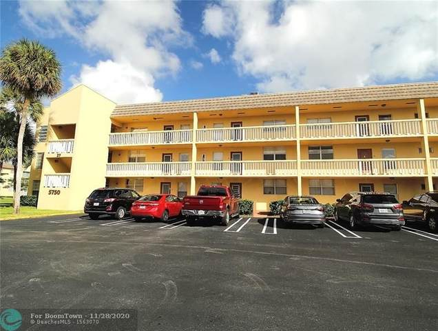 5750 NW 64th Ave #201, Tamarac, FL 33319 (#F10259796) :: Posh Properties