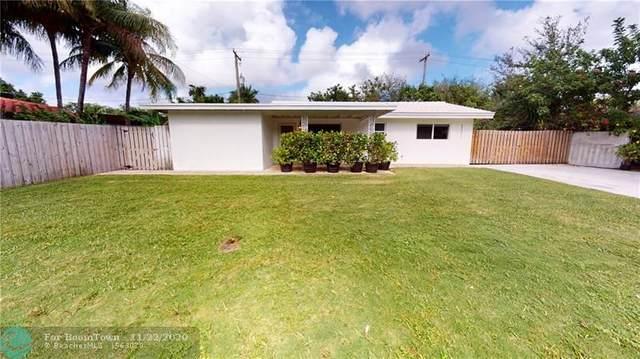 2311 NE 53rd St, Fort Lauderdale, FL 33308 (MLS #F10259804) :: Miami Villa Group