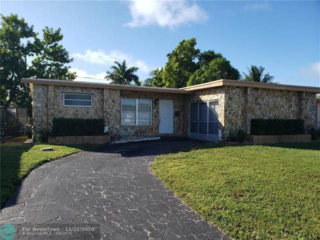 8630 NW 25th Ct, Sunrise, FL 33322 (MLS #F10259806) :: THE BANNON GROUP at RE/MAX CONSULTANTS REALTY I