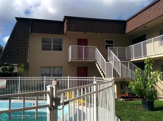 4524 SW 54th St 601W, Fort Lauderdale, FL 33314 (MLS #F10259814) :: Berkshire Hathaway HomeServices EWM Realty