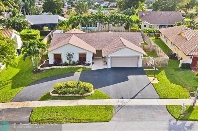 9590 NW 17th St, Plantation, FL 33322 (MLS #F10259840) :: Berkshire Hathaway HomeServices EWM Realty