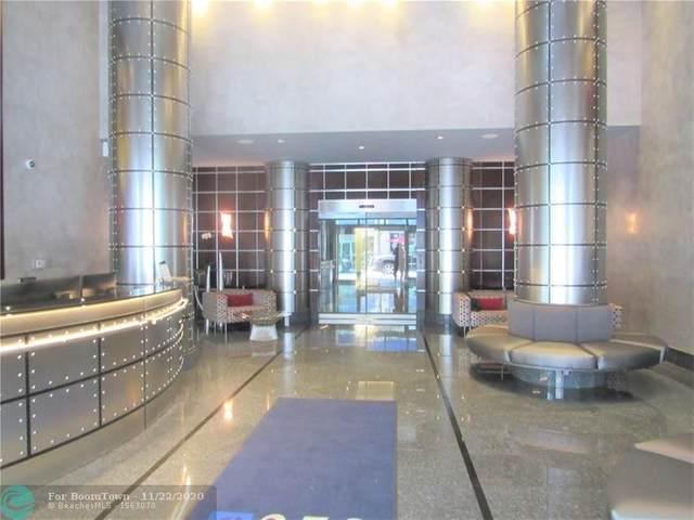 350 SE 2nd #2840, Fort Lauderdale, FL 33301 (MLS #F10259844) :: Berkshire Hathaway HomeServices EWM Realty