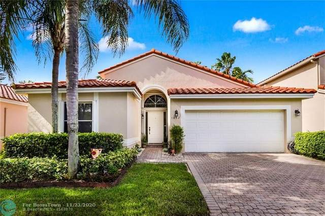 1642 SW 148th Ter, Pembroke Pines, FL 33027 (#F10259880) :: Manes Realty Group