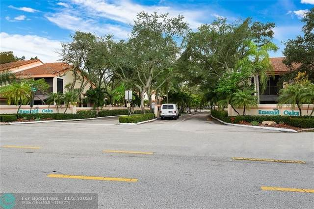 3209 Old Oak Ln #1104, Hollywood, FL 33021 (MLS #F10259882) :: Berkshire Hathaway HomeServices EWM Realty