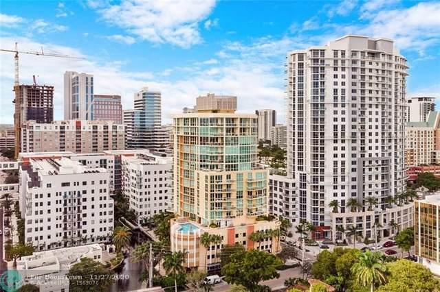 111 SE 8th Ave #1001, Fort Lauderdale, FL 33301 (MLS #F10259891) :: Berkshire Hathaway HomeServices EWM Realty