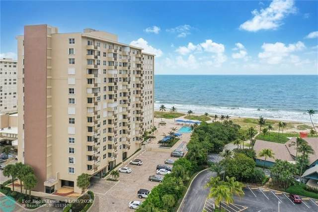 2000 S Ocean Blvd 4N, Lauderdale By The Sea, FL 33062 (MLS #F10260004) :: The Jack Coden Group