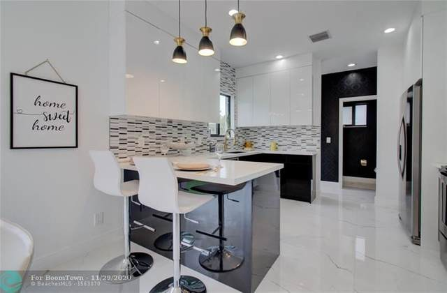 307 NW 11th St A, Fort Lauderdale, FL 33311 (MLS #F10260013) :: GK Realty Group LLC