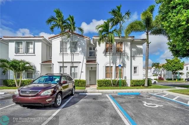 15619 SW 40th St #262, Miramar, FL 33027 (MLS #F10260024) :: Green Realty Properties