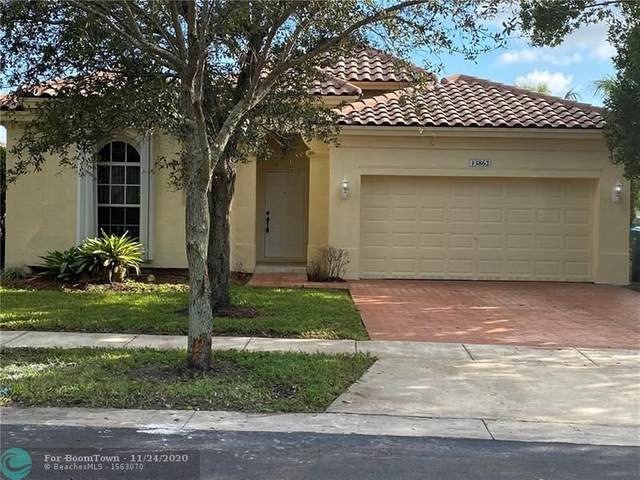 13862 SW 53, Miramar, FL 33027 (#F10260035) :: The Rizzuto Woodman Team