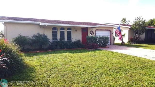 1260 NW 49th Ct, Deerfield Beach, FL 33064 (MLS #F10260037) :: Berkshire Hathaway HomeServices EWM Realty