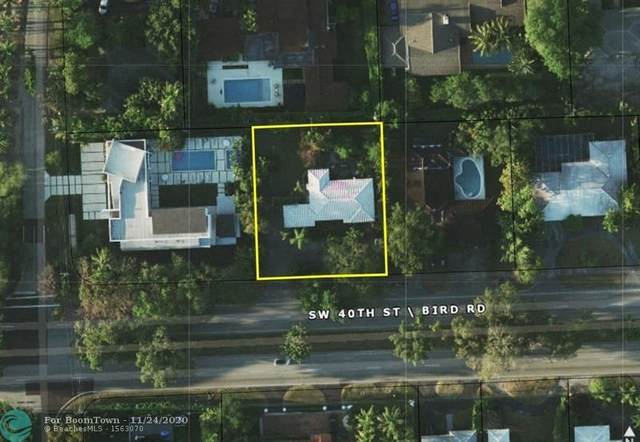 1271 Bird Rd, Coral Gables, FL 33146 (#F10260052) :: The Rizzuto Woodman Team