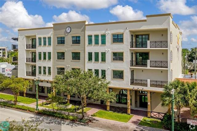 4100 SW 64th Ave #105, Davie, FL 33314 (MLS #F10260066) :: Green Realty Properties