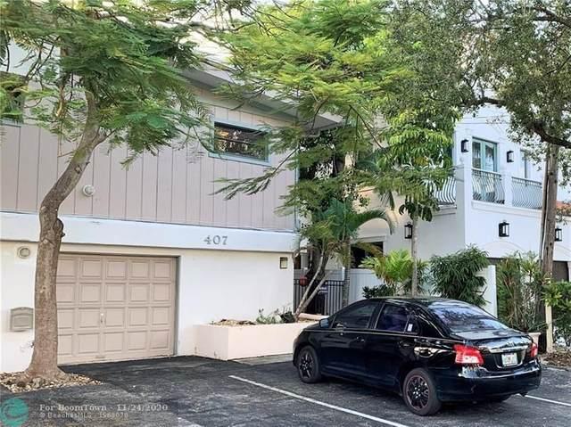 405-407 Hendricks  Isle, Fort Lauderdale, FL 33301 (MLS #F10260075) :: Berkshire Hathaway HomeServices EWM Realty