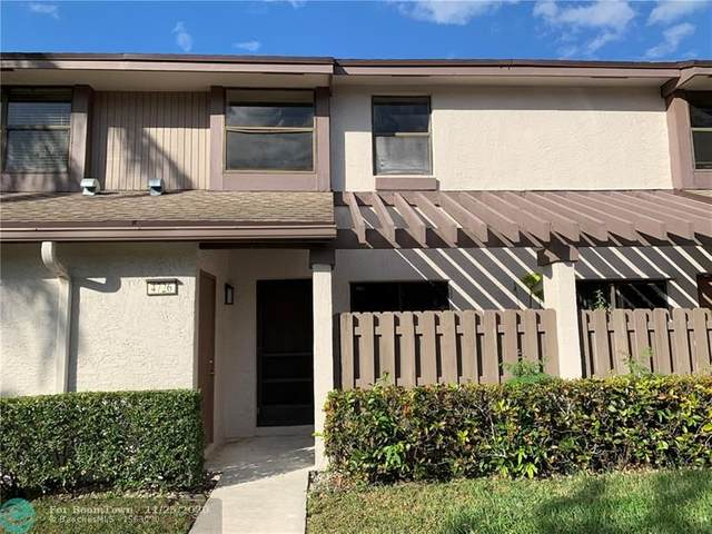 4726 NW 82nd Ave #1702, Lauderhill, FL 33351 (MLS #F10260082) :: The Jack Coden Group