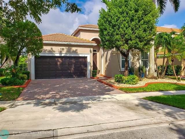 15721 SW 53rd Ct, Miramar, FL 33027 (MLS #F10260083) :: Green Realty Properties