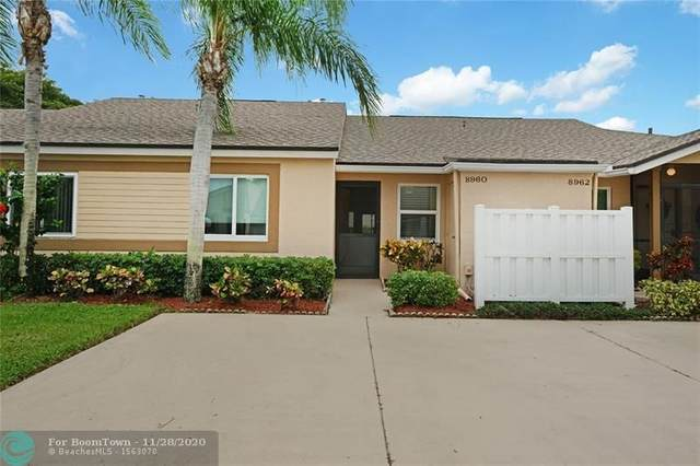 8960 Meadowlark Way C, Boca Raton, FL 33496 (MLS #F10260102) :: United Realty Group