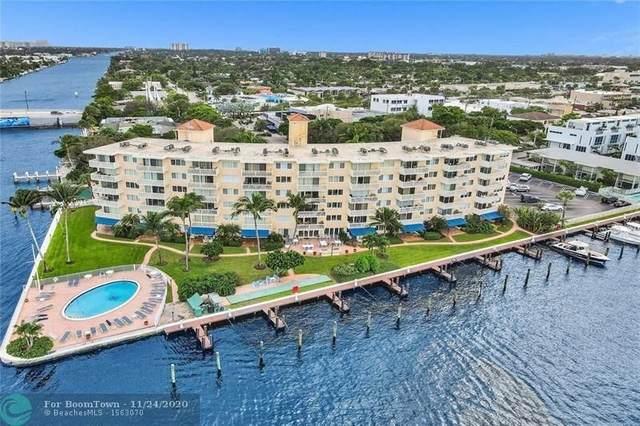 140 NE 28th Ave #101, Pompano Beach, FL 33062 (MLS #F10260115) :: GK Realty Group LLC