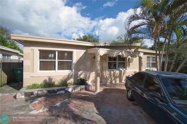 6111 SW 41st St, Miramar, FL 33023 (MLS #F10260117) :: Green Realty Properties