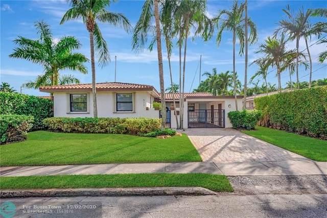 912 Avocado Isle, Fort Lauderdale, FL 33315 (MLS #F10260118) :: Miami Villa Group