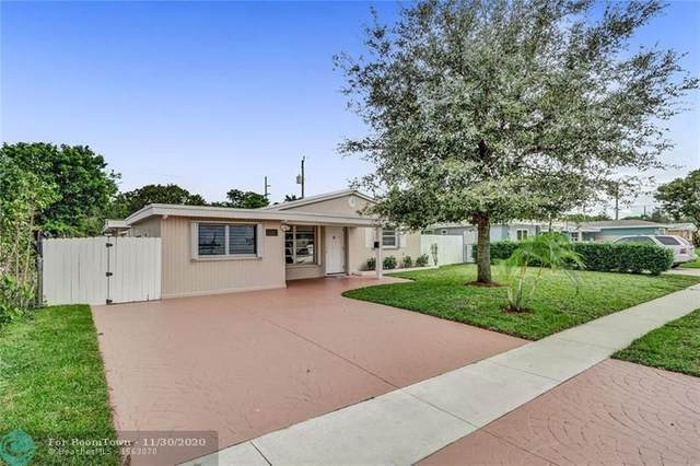 2401 N 56th Ter, Hollywood, FL 33021 (MLS #F10260122) :: Berkshire Hathaway HomeServices EWM Realty
