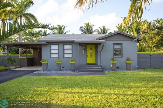 925 NE 14th Pl, Fort Lauderdale, FL 33304 (MLS #F10260144) :: THE BANNON GROUP at RE/MAX CONSULTANTS REALTY I