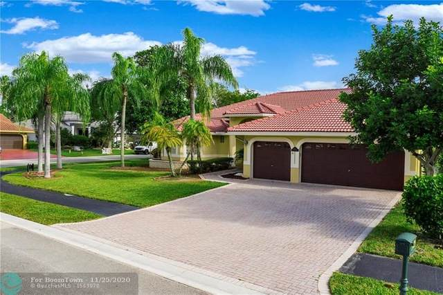 5463 NW 109th Way, Coral Springs, FL 33076 (MLS #F10260153) :: GK Realty Group LLC