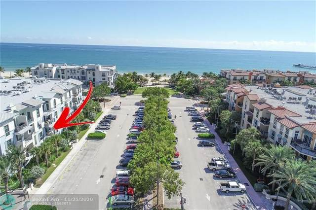 4511 El Mar Dr #202, Lauderdale By The Sea, FL 33308 (MLS #F10260157) :: GK Realty Group LLC