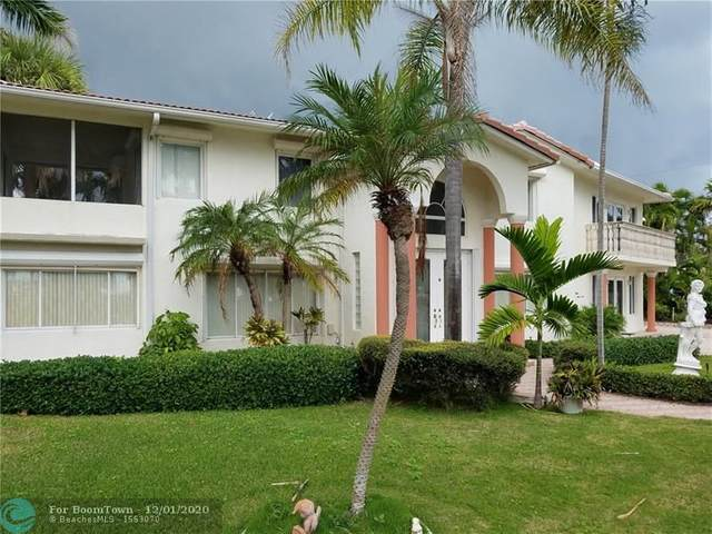 2701 N Atlantic Blvd, Fort Lauderdale, FL 33308 (MLS #F10260168) :: The Howland Group