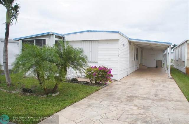 5270 SW 23rd Ave, Fort Lauderdale, FL 33312 (MLS #F10260183) :: Berkshire Hathaway HomeServices EWM Realty