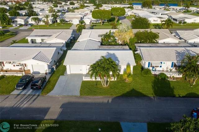 1805 SW 17th St, Boynton Beach, FL 33426 (MLS #F10260200) :: THE BANNON GROUP at RE/MAX CONSULTANTS REALTY I