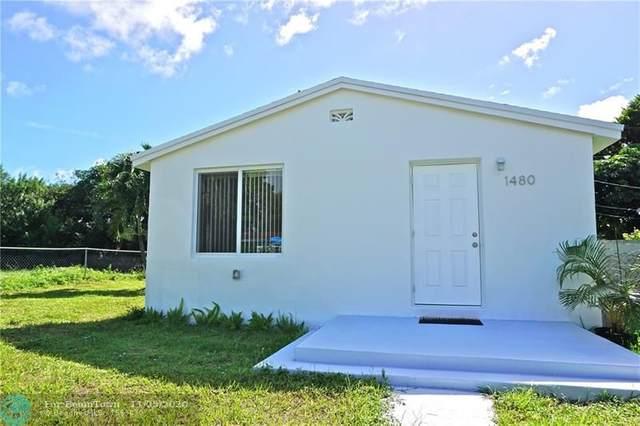 1480 NE 154th St, North Miami Beach, FL 33162 (MLS #F10260211) :: Dalton Wade Real Estate Group