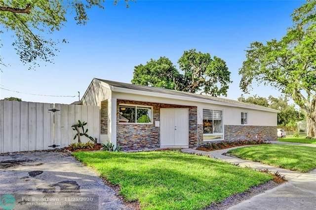 7060 Raleigh St, Hollywood, FL 33024 (MLS #F10260213) :: Miami Villa Group