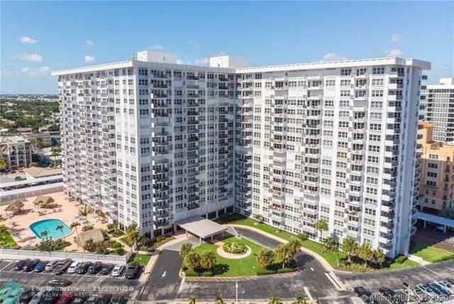405 N Ocean Blvd #325, Pompano Beach, FL 33062 (#F10260224) :: Posh Properties