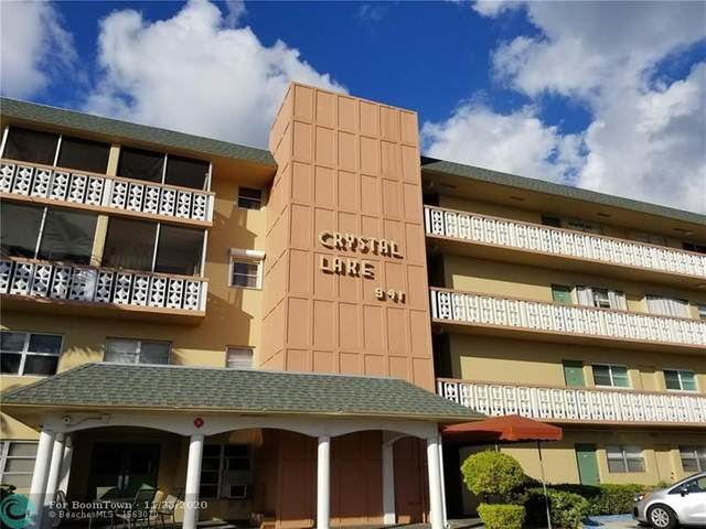 941 Crystal Lake Dr #202, Deerfield Beach, FL 33064 (MLS #F10260228) :: Berkshire Hathaway HomeServices EWM Realty