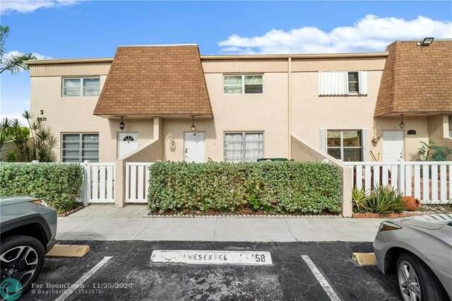8071 NW 10th Ct B, Margate, FL 33063 (MLS #F10260267) :: United Realty Group