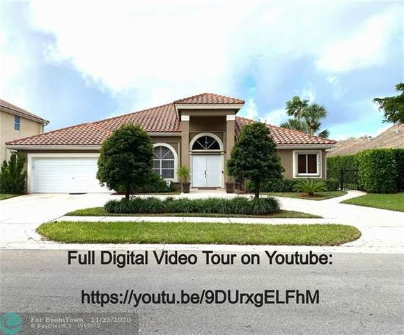 7545 NW 75th Drive, Parkland, FL 33067 (MLS #F10260282) :: United Realty Group