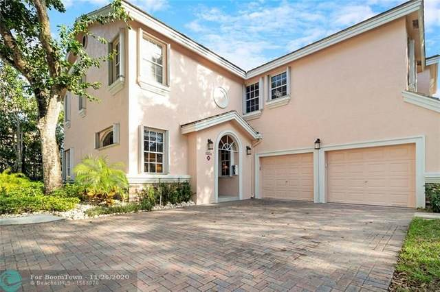 12311 NW 10th Dr B-7, Coral Springs, FL 33071 (MLS #F10260312) :: United Realty Group