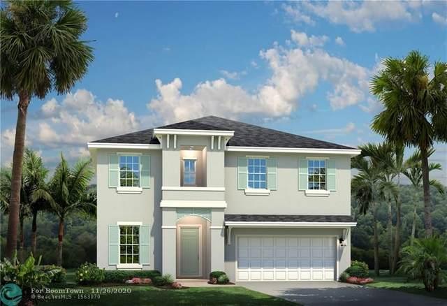 10952 SW Tessili Way, Port Saint Lucie, FL 34987 (MLS #F10260316) :: GK Realty Group LLC