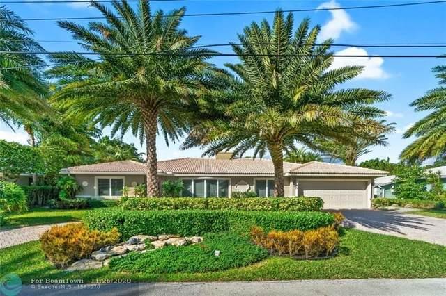 3811 NE 29TH Avenue, Lighthouse Point, FL 33064 (MLS #F10260324) :: GK Realty Group LLC