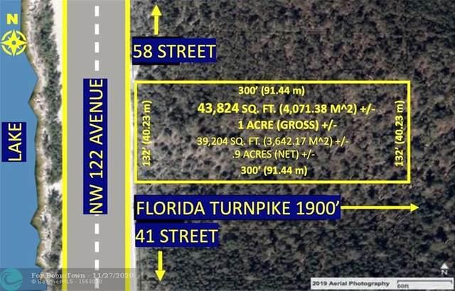 NW 122 Ave., Miami, FL 33178 (MLS #F10260348) :: Dalton Wade Real Estate Group
