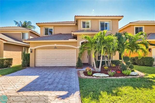 3758 Woodfield Ct, Coconut Creek, FL 33073 (MLS #F10260352) :: Miami Villa Group