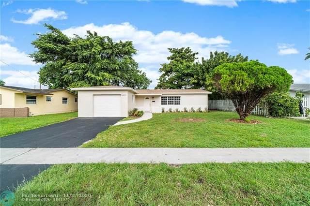 5971 NW 18th Ct, Sunrise, FL 33313 (MLS #F10260371) :: Green Realty Properties