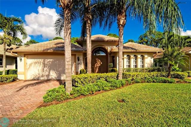 7214 Mystic Way, Port Saint Lucie, FL 34986 (#F10260393) :: Realty One Group ENGAGE
