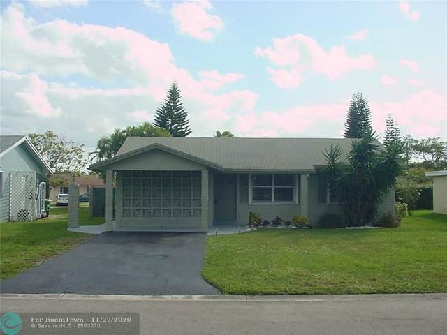 9102 NW 81 Pl, Tamarac, FL 33321 (MLS #F10260400) :: Miami Villa Group