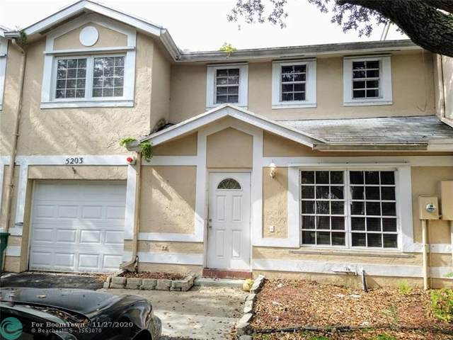 5203 SW 121st Ter, Cooper City, FL 33330 (MLS #F10260402) :: Castelli Real Estate Services