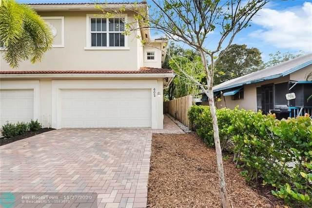 602 SW 8th St, Fort Lauderdale, FL 33315 (MLS #F10260404) :: Green Realty Properties