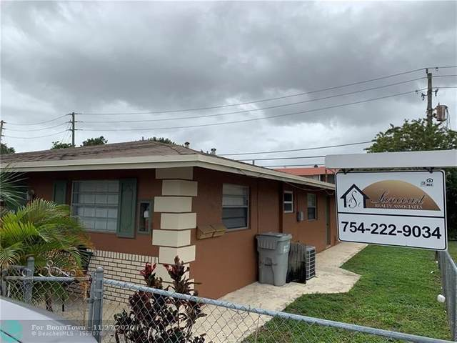 3501 NW 5th Ter, Pompano Beach, FL 33064 (MLS #F10260416) :: Castelli Real Estate Services