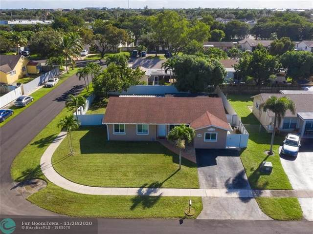 8500 NW 4th St, Pembroke Pines, FL 33024 (MLS #F10260447) :: United Realty Group